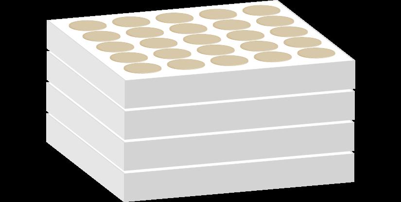 100 chocolate box