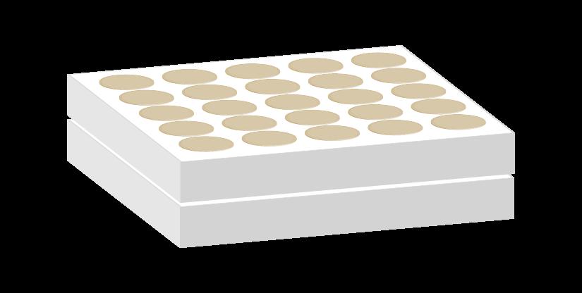 50 chocolate box