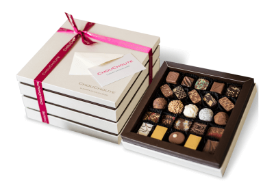 100 chocolate luxury box unbranded