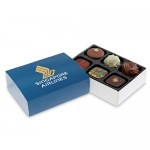 Personalised Chocolate Box With Full Colour Printed Sleeve