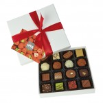 Personalised Chocolate Box With Full Colour Gift Card