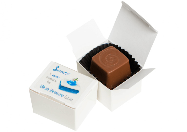 Chocolate Gift Boxes Printed on the Lid