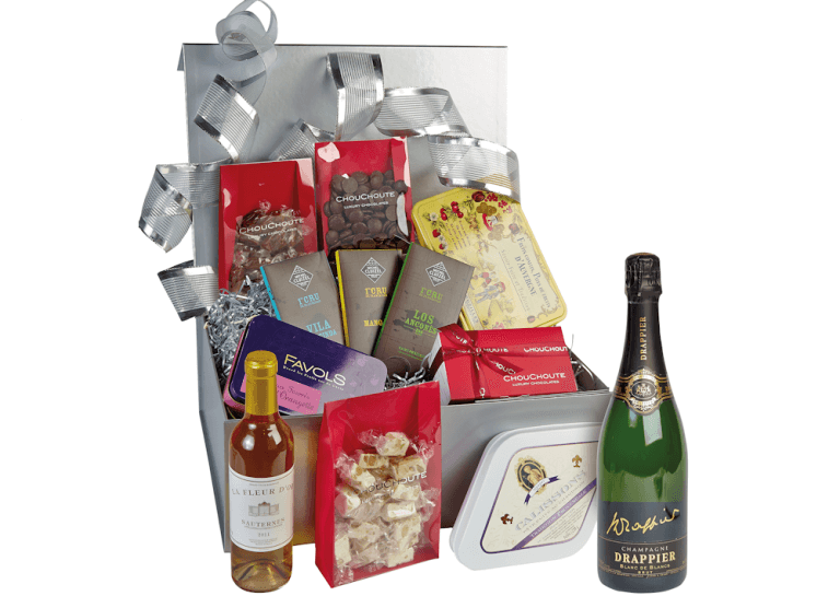 Hampers with card box 3