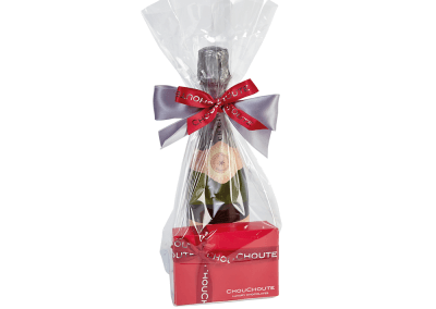 Mini prosecco & six truffle hamper