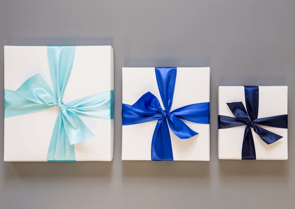 Unbranded chocolate gifts
