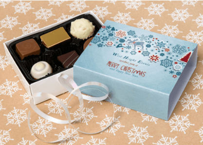 Christmas Chocolate Gifts for Clients & Employees